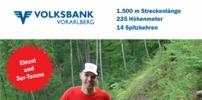 7. Schlossberglauf am 01.05.2014 in Hohenems